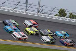 Cole Custer, Stewart-Haas Racing Ford Casey Mears, Biagi-DenBeste Racing Ford Erik Jones, Joe Gibbs