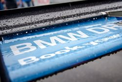 Water on the rear wing