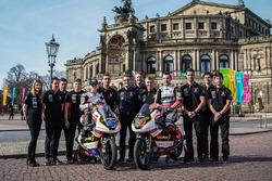 Jakub Kornfeil, Patrik Pulkkinen, Peugeot MC Saxoprint