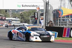#44 Audi R8 LMS: James Koundouris, Ash Walsh