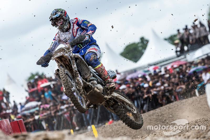 Romain Febvre, Monster Energy Yamaha Factory MXGP Team