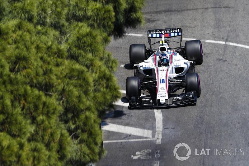 Гран При Монако: несчастный Стролл паникует перед рестартом
