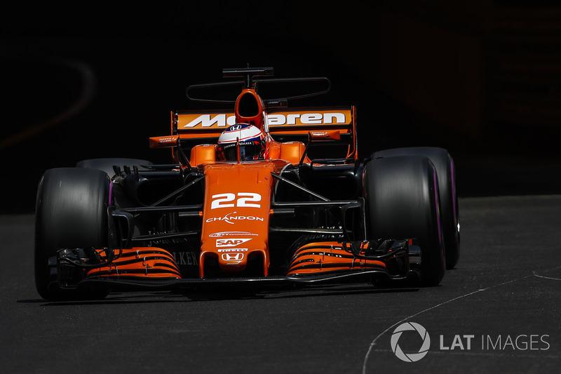 Verlierer: Jenson Button