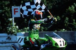 Hitoyasu Izutsu, Kawasaki Racing, ganador Sugo, 2000