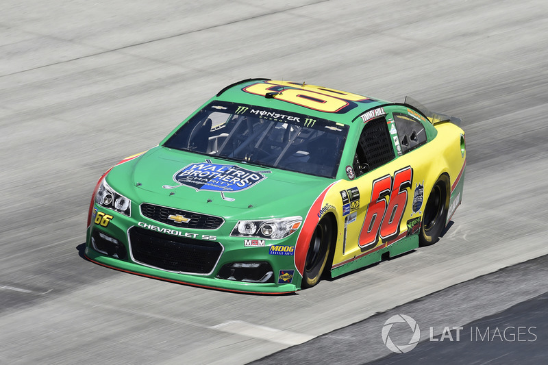 Timmy Hill, Motorsports Business Management, Chevrolet
