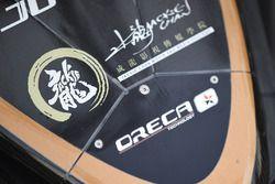 Логотипы ORECA и Джеки Чана