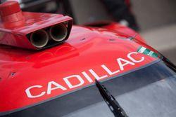 Detalle #31 Action Express Racing Cadillac DPi: Eric Curran, Dane Cameron