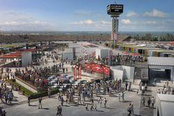 Cambios propuestos al Richmond International Raceway