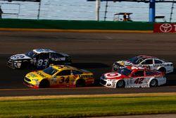 Ryan Sieg, Landon Cassill, Front Row Motorsports Ford