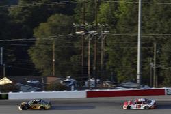 Мартин Труэкс-мл., Furniture Row Racing Toyota и Рид Соренсон, Premium Motorsports Toyota
