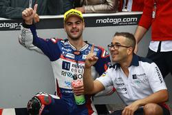 Le vainqueur de la course, Romano Fenati, Marinelli Rivacold Snipers