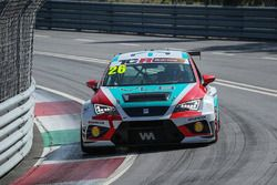 Francisco Mora, SEAT Leon TCR
