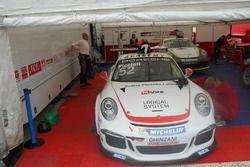 La Porsche 911 GT3 Cup di Gianluigi Piccioli, Ghinzani Arco Motorsport