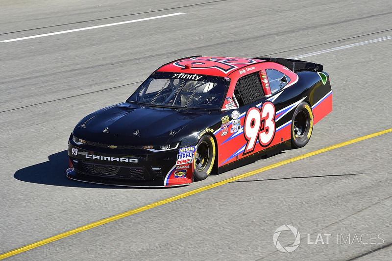Jeff Green, RSS Racing Chevrolet