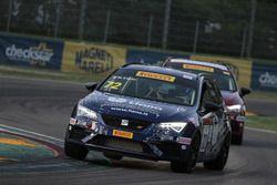 Nicolo Liana, Seat Motor Sport Italia, Seat Leon Cupra ST-TCS2.0