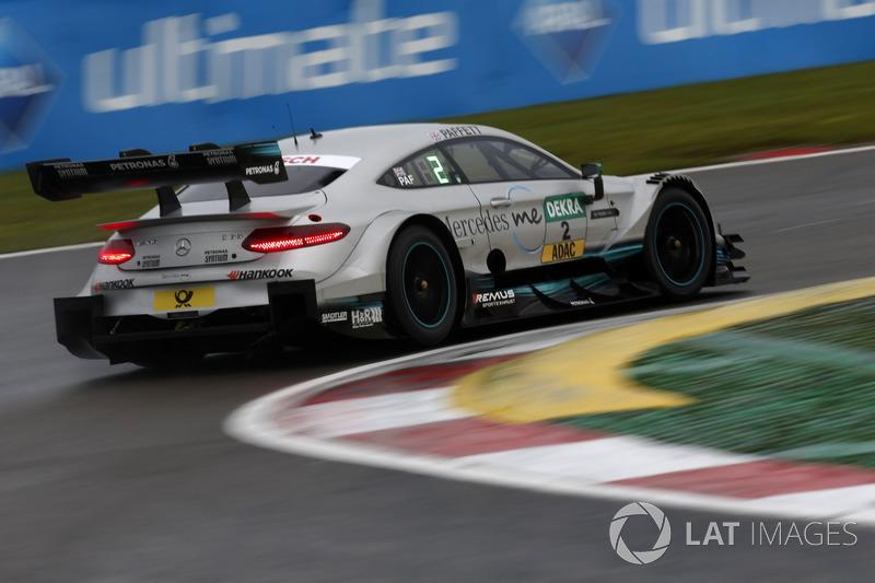 10. Gary Paffett, Mercedes-AMG Team HWA, Mercedes-AMG C63 DTM