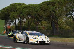 Lamborghini Huracan-S.GTCup #106 Vincenzo Sospiri Racing: Vainio-Tujula
