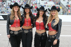 Lovely Texas Motor Speedway girls
