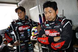 片岡龍也と谷口信輝 Goodsmile Racing & Team Ukyo