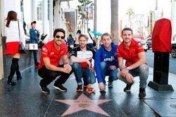 Даниэль Абт, Лукас ди Грасси, ABT Schaeffler Audi Sport, Ник Хайдфельд, Mahindra Racing, Робин Фрейнс, Amlin Andretti Formula E Team