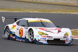 #5 Team Mach Toyota MC86: Tetsuji Tamanaka, Junichiro Yamashita