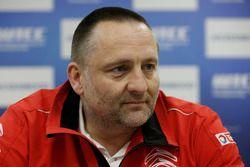 Yves Matton, Director of Citroen Racing