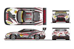 #3 B-MAX Nddp GT-R, GT300