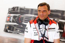 Dr. Michael Steiner, Vorstandsmitglied Forschung- und Entwicklung Porsche AG
