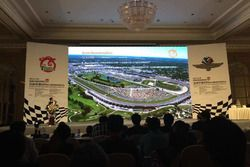 Indy 600 Press conference