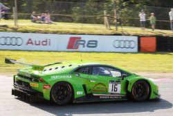 #16 GRT Grasser Racing Team, Lamborghini Huracan GT3: Jeroen Bleekemolen, Stefan Rosina