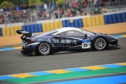 #25 FF Corse, Ferrari 488: Ivor Dunbar, Johnny Mowlem