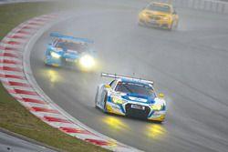 #5 Phoenix, Audi R8 LMS: Anders Fjordbach, Marc Basseng