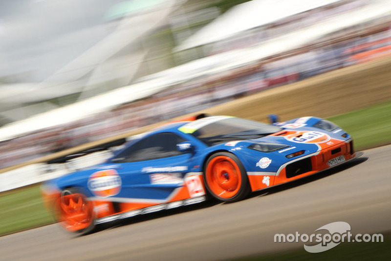 McLaren, Goodwood Festival of Speed
