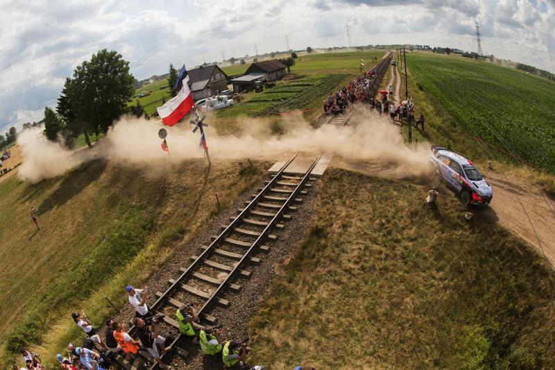 Polonia (Rally de Polonia): 6 ediciones