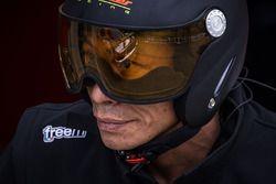 Carreras de Clearwater práctica de mecánica en boxes