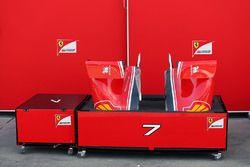 Ferrari, la carrozzeria