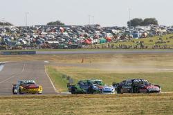 Pedro Gentile, JP Racing Chevrolet, Nicolas Gonzalez, A&P Competicion Torino, Prospero Bonelli, Bone