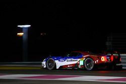#66 Ford Chip Ganassi Racing, Team UK Ford GT: Olivier Pla, Stefan Mücke, Billy Johnson