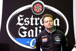 Emilio Alzamora, Estrella Galicia 0,0,