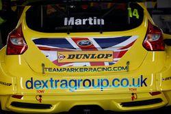 Alex Martin, Team Parker Racing