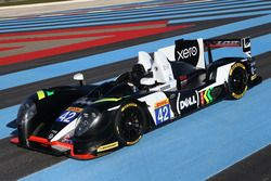 The 2016 Strakka Racing Gibson 015S