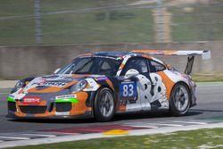 #83 Förch Racing by Lukas Motorsport Porsche 991 Cup: Marcin Jaros, Dominik Kotarba-Majkutewicz, Robert Lukas