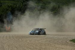 Jordi Oriola, Target Competition, Honda Civic TCR in the gravel