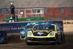 #34 Volkswagen Andretti Rallycross Volkswagen Beatle: Tanner Foust