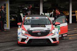 Mike Beckhusen, Lubner Motorsport, Opel Astra TCR