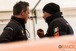 Tancredi Pagiaro, Lazarus, Armando Donazzan, Orange1 Racing