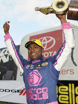 Sieger Top Fuel: Antron Brown