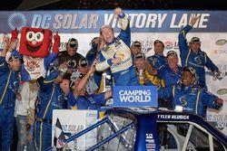 Yarış galibi Tyler Reddick, Brad Keselowski Racing Ford