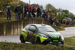 Marco Pollara e Giuseppe Princiotto, Peugeot 208 R2