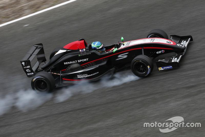 Bruno Baptista, Fortec Motorsports